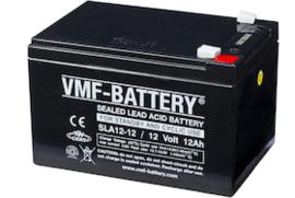 12V batterij voor S50, 12Ah