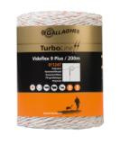 Gallagher Vidoflex 9 Turboline Plus wit 200m
