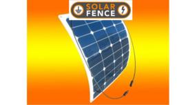55 Watt zonnepaneel flexibel