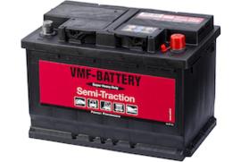 VMF Semi Traction 12V 75Ah