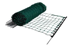 Konijnen-/hobbynet, groen, 65cm, 1 pen