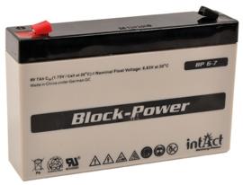 Batterij 6V 7Ah voor S17, S22