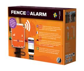 LUDA Fence Alarm, bewaak uw afrastering 24/7 vanaf uw mobiele telefoon