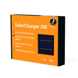 LUDA Solar charger, laat de zon uw FenceAlarm opladen