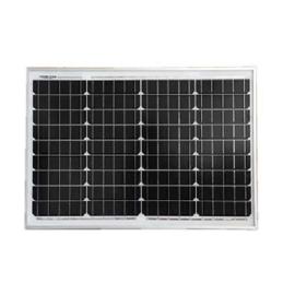 40 Watt zonnepaneel mono