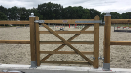 Hekken en Engelse poorten