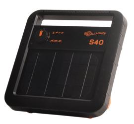 Gallagher S40 inclusief batterij (6V - 0,4 J)