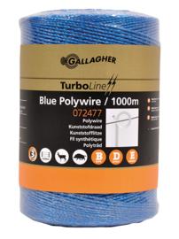Gallagher Kunststofdraad blauw 1000m