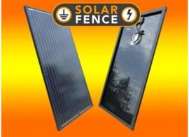 Zonnepaneel 100 Watt zwart