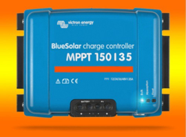 VICTRON laadcontroller Energy BlueSolar MPPT 150/35 150Volt / 35Amper