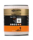 Gallagher TurboLine lint 12,5mm wit 200m