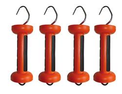 Gallagher Softgrip poortgreep oranje koord/draad voordeelverpakking