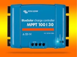 ICTRON laadregelaar Energy BlueSolar MPPT 100/30 voor 12V / 24V