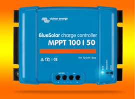 VICTRON laadregelaar Energy BlueSolar MPPT 100/50 voor 12V / 24V
