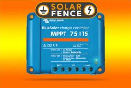 VICTRON laadregelaar Energy BlueSolar MPPT 75/15 voor 12V / 24V