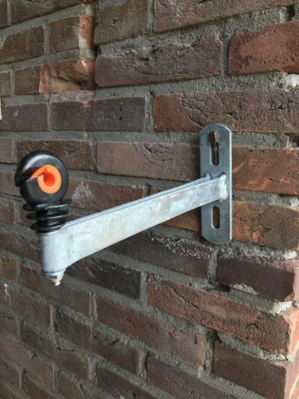 Buitenhoek isolator 25 cm EXTRA STERK, ongemonteerd