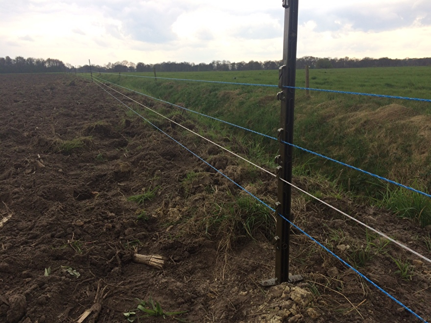 Solarfence i.s.m.  Landschapsbeheer Drenthe