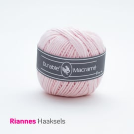 Durable Macrame Light pink 203