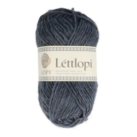 Lettlopi Stone Blue Heather 9418