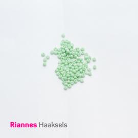Rocailles 4 mm Mint groen - 161239