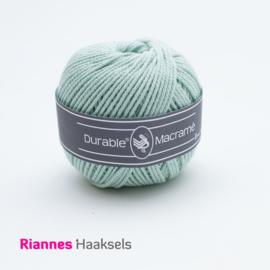 Durable Macrame Mint 2137