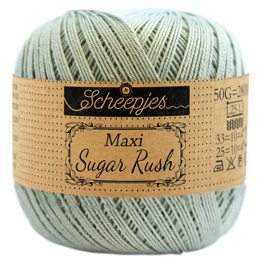 Sugar Rush Silver Green 402