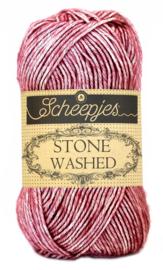 Scheepjes Stone Washed Corundum Ruby 808