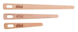 Ashford set van drie weefnaalden