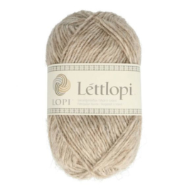 Lettlopi Light Beige Heather 0086