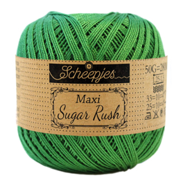 Sugar Rush Grass Green 606
