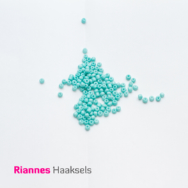 Rocailles 4 mm Turquoise - 161238