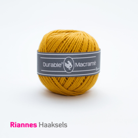 Durable Macrame Curry 2211