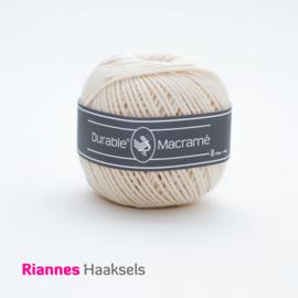 Durable Macrame Cream 2172