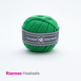 Durable Macrame Bright Green 2147