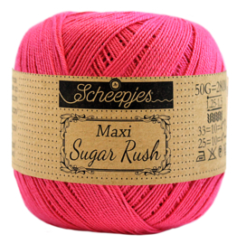 Sugar Rush Fuchsia 786