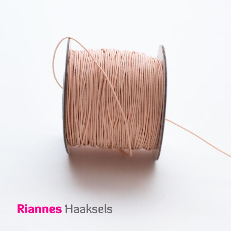 Elastiek Perzik roze - 53037