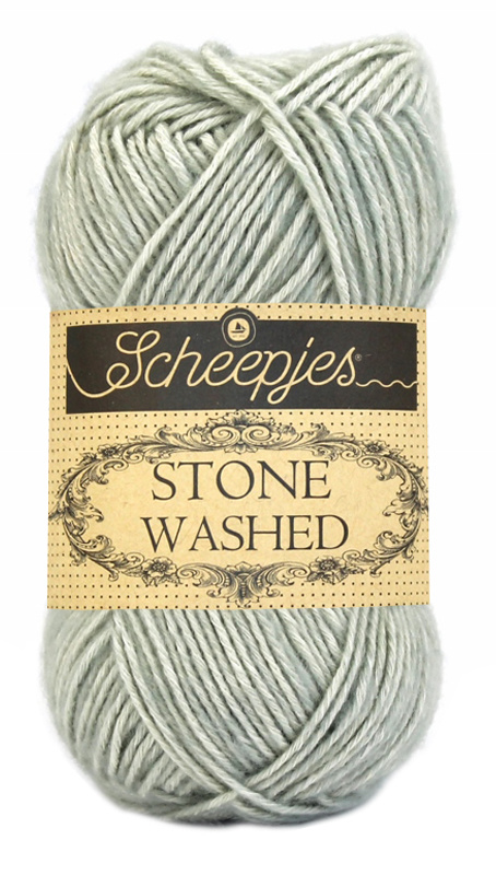 Scheepjes Stone Washed Crystal Quartz 814
