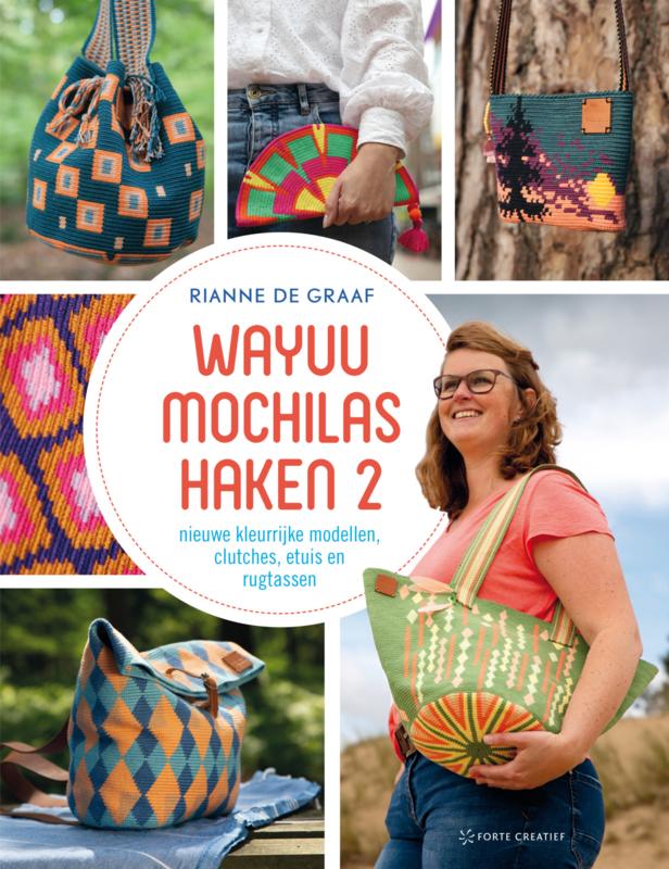 Wayuu mochilas haken 2 - NL