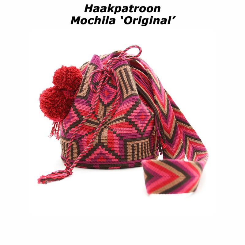 Haakpatroon Mochila 'Original'