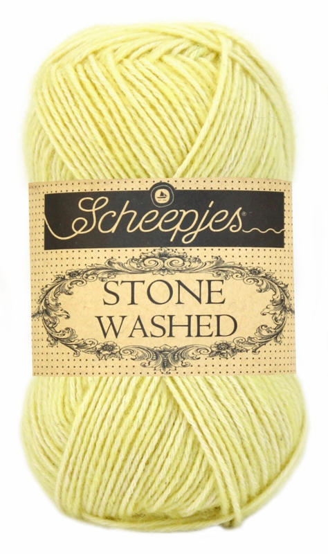 Scheepjes Stone Washed Citrine 817