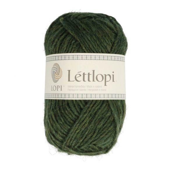 Lettlopi Pine Green 1407