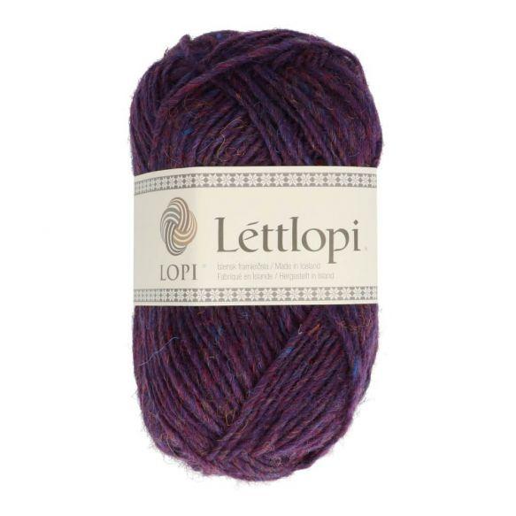 Lettlopi Violet Heather 1414
