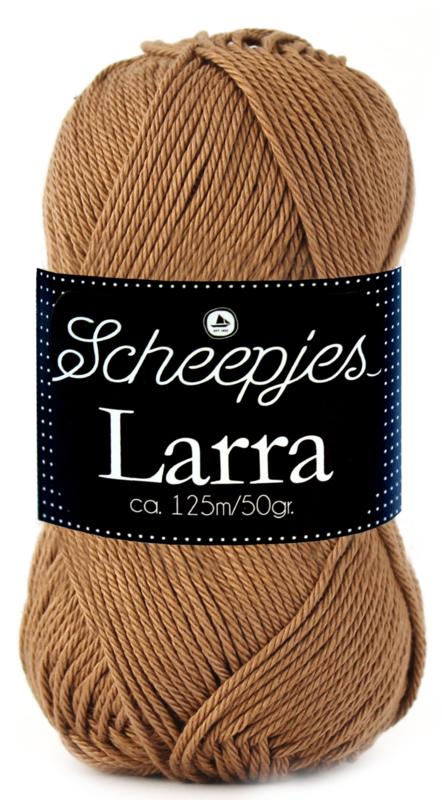 Scheepjes Larra bruin 7428