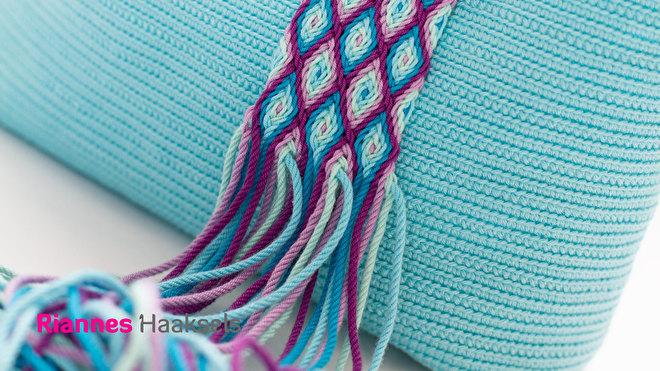 mochila ovaal ply split braiding