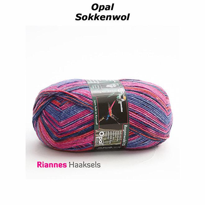 Opal sokkenwol
