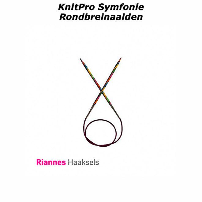 KnitPro symfonie rondbreinaalden