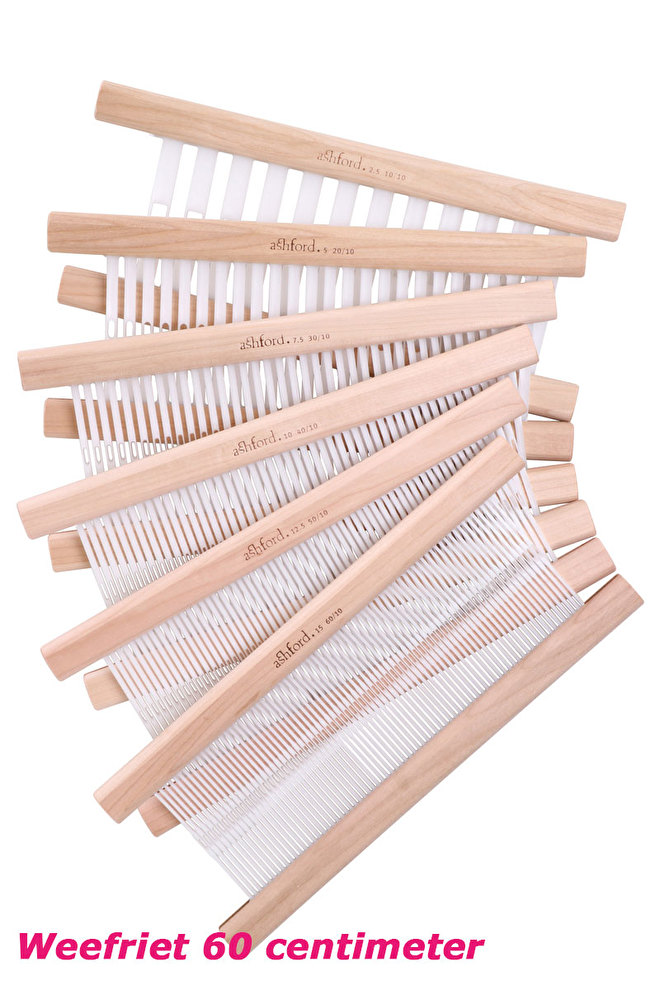 Ashford weefriet rigid heddle loom 60cm