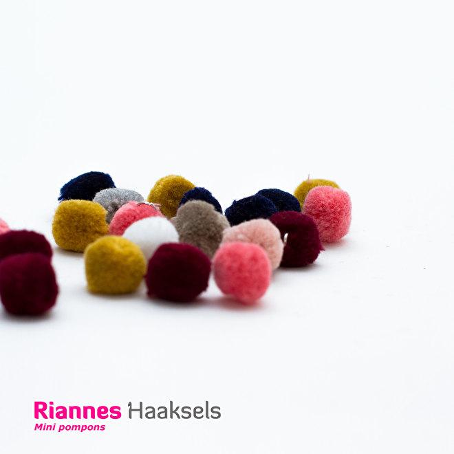 Mini Pompons