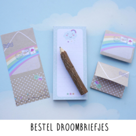 Droombriefjes