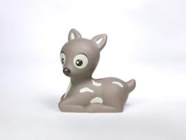 Suzi Warm Grey Mini Spaarpot